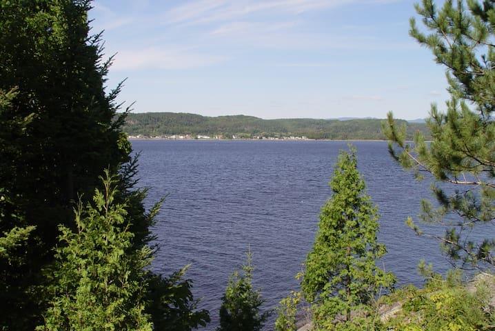 Le Bivouac - Saguenay - Lakás