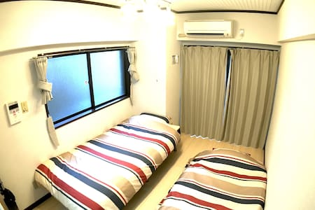 8.Close to Shukkeien!8min walk to Hiroshima castle - Appartement