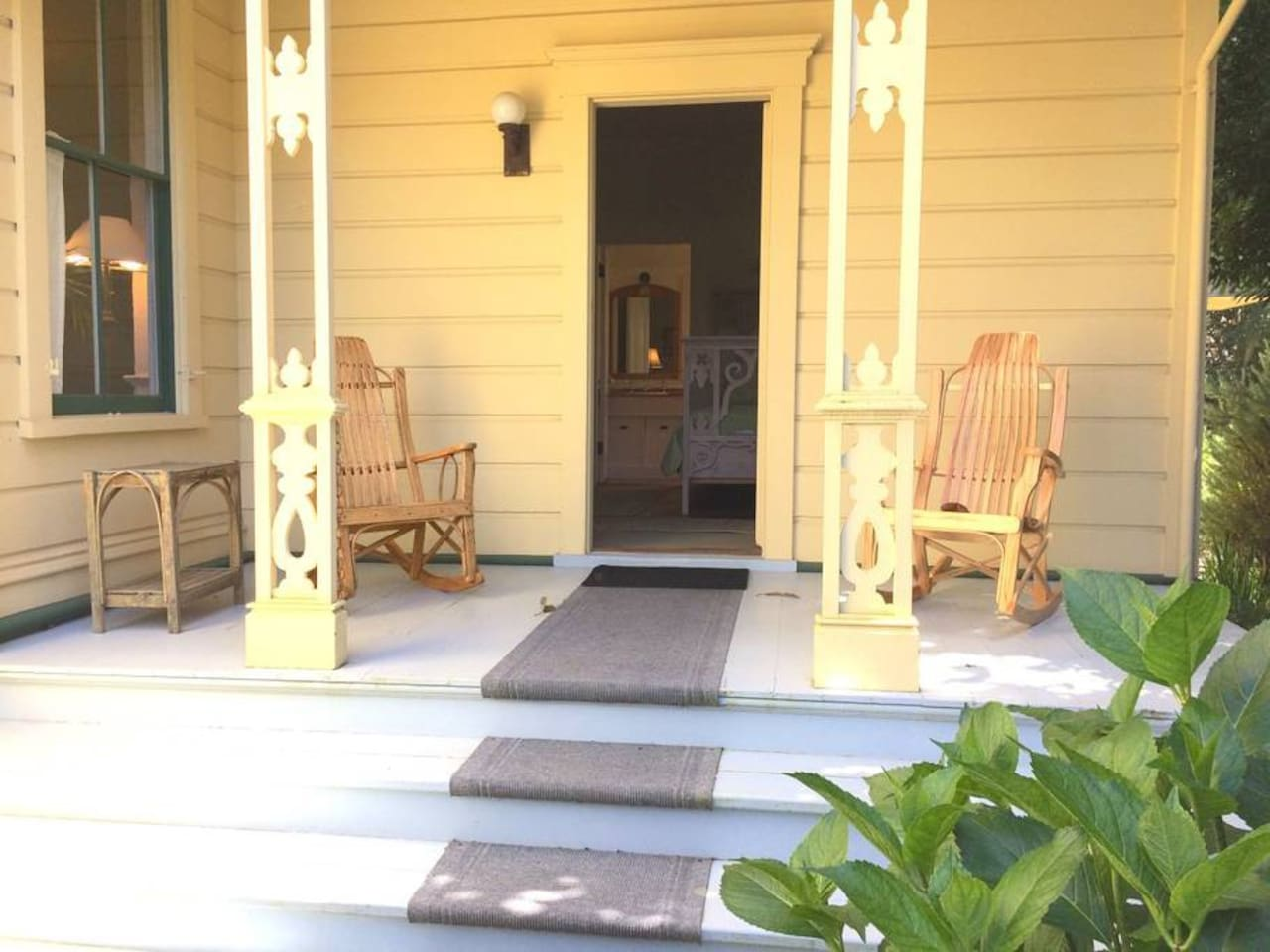 Your private back porch