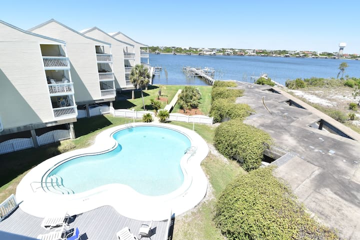 Docks on Old River Unit 7C - Pensacola - Condominium