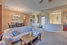 The open floor plan features 1,714 square feet of living space.