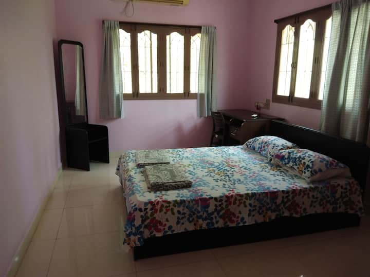 Aditya House near Auroville Beach Nature's Bliss!