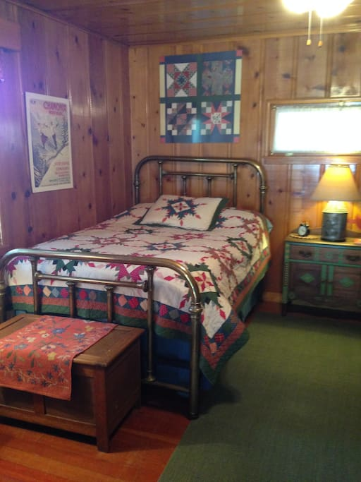 Brass Double Bed