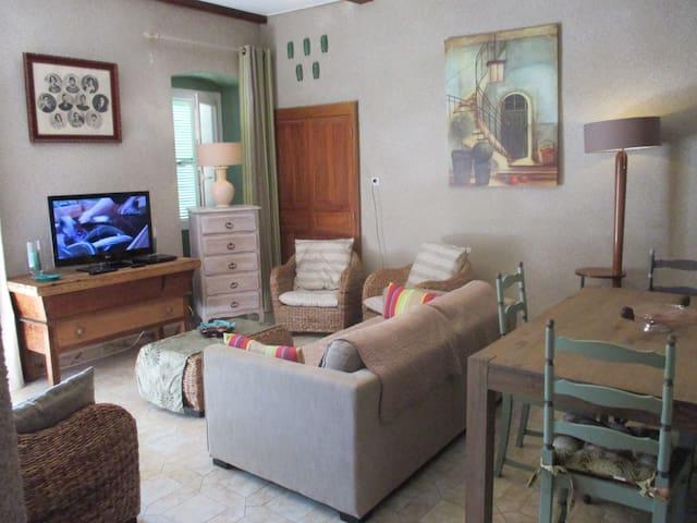 jolie maison de village - Speloncato - Dom