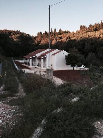 Villa Spirena Afionas Corfu - Afionas - Willa