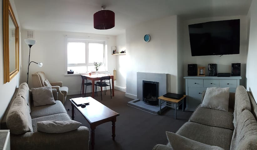 Cosy double room near Hampden Stadium - Glasgow - Appartement