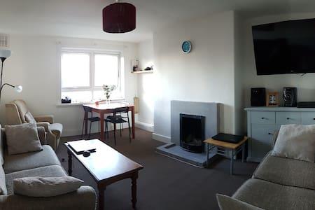 Cosy double room near Hampden Stadium - Glasgow - Huoneisto