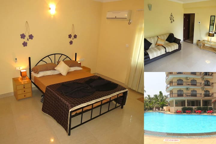 01) Luxury Serviced Apartment Close To The Sea