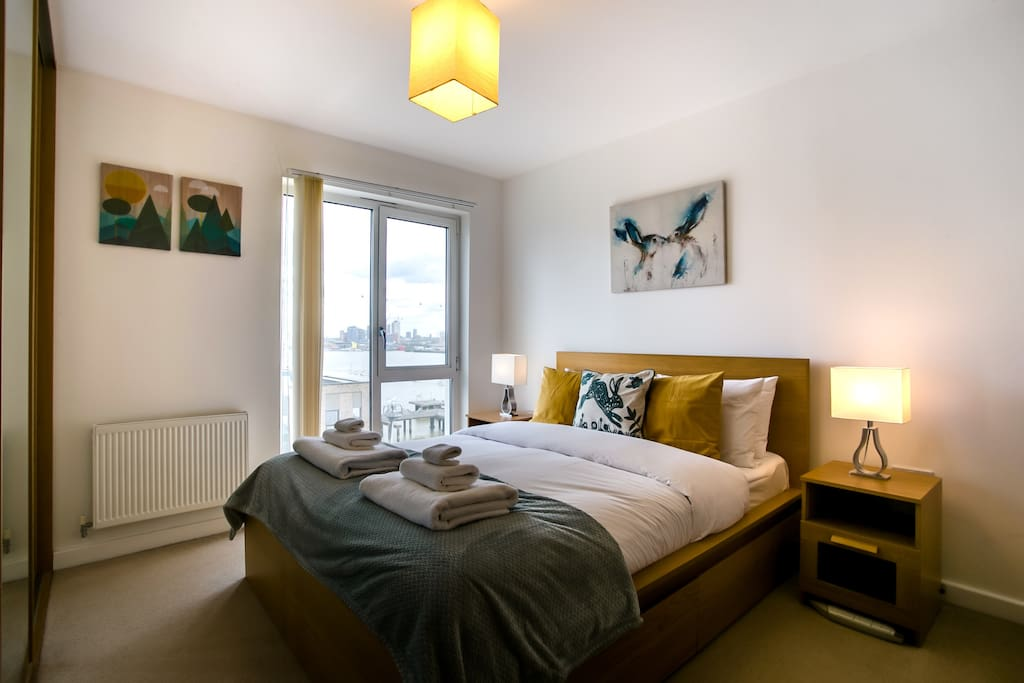 My property has everything you need; spacious and chic bedrooms....