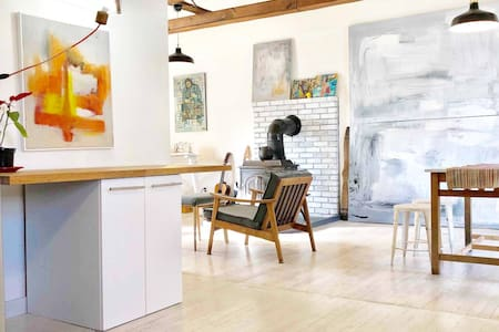 Cozy Modern Ranch House Near Bellport/Hamptons