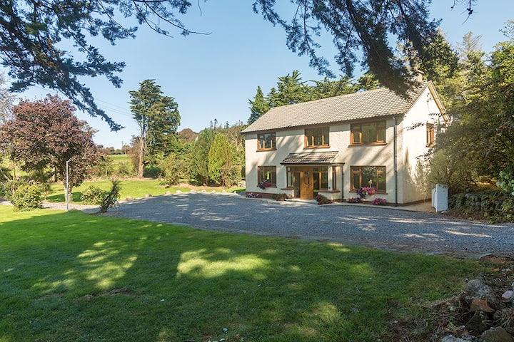 The Villa - On the Waterford Greenway Kilmacthomas