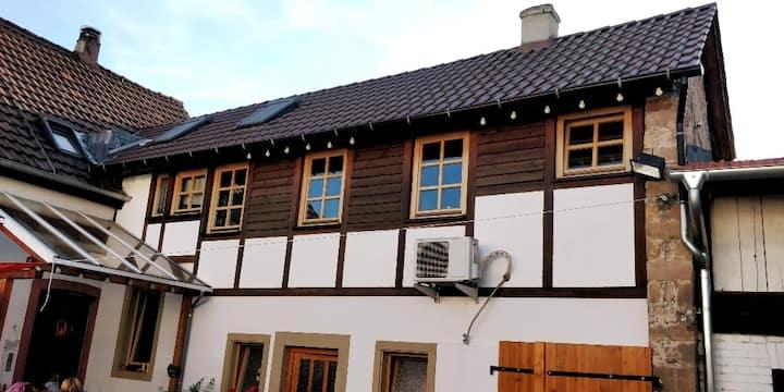 Kinderfreundlich Wohnen inmitten der Pfalz