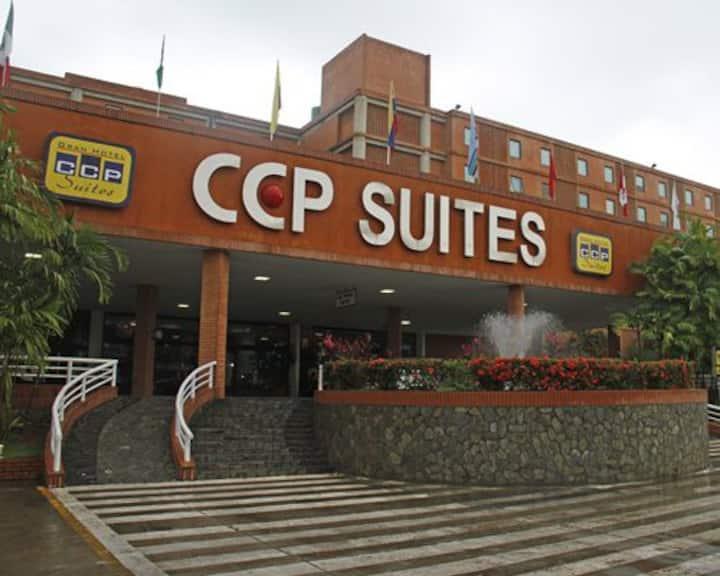 Gran Hotel CCP Suites (SLB), seguridad y confort!