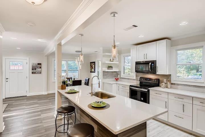 Luxury Cottage in Kirkwood Atlanta