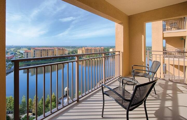 2BR Deluxe DEAL @ Wyndham Bonnet Creek Resort