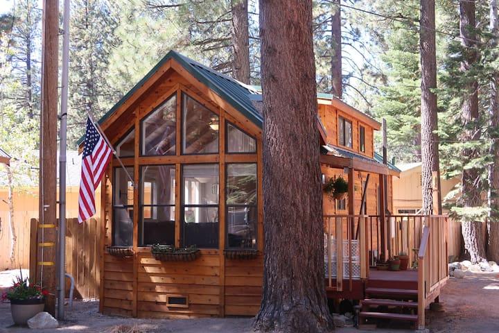 Sugar Pine Cabin!