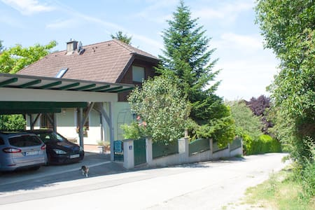 B&B Family72m2 free Cont.Breakfast,5 km from Tulln
