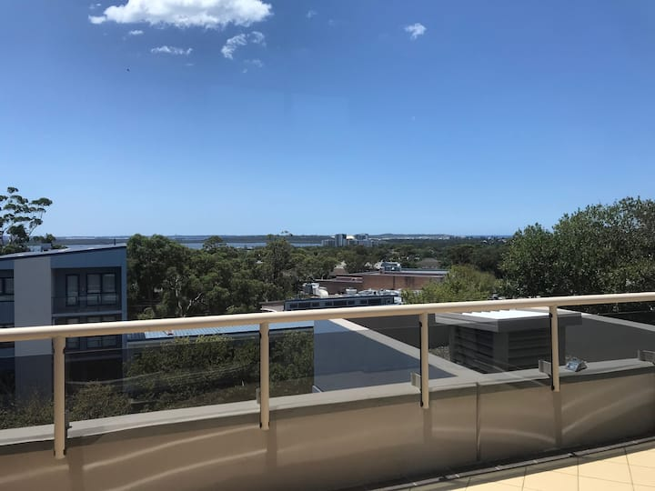 3 Bedroom Unit in Sydney's South with water views.