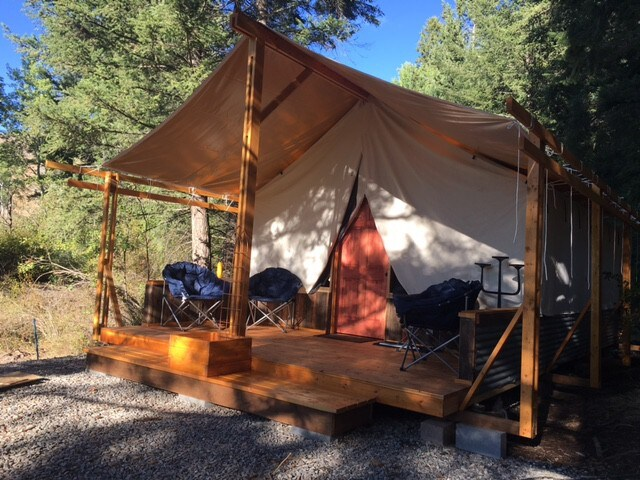 & Freeman Peak 40 - Tents for Rent in Salmon Idaho United States