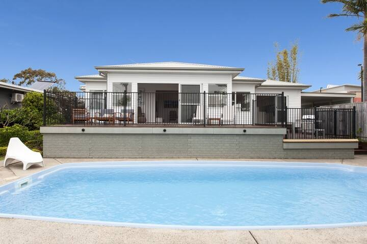Perfect bungalow for families, groups & couples