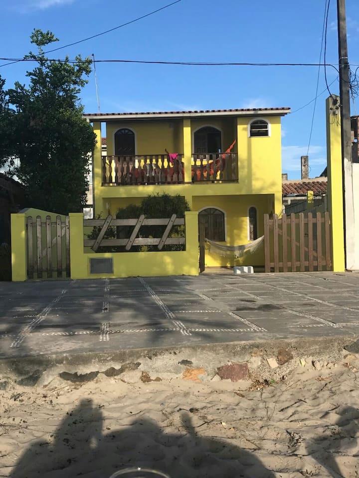Onde repousa a tranquilidade na Bahia...