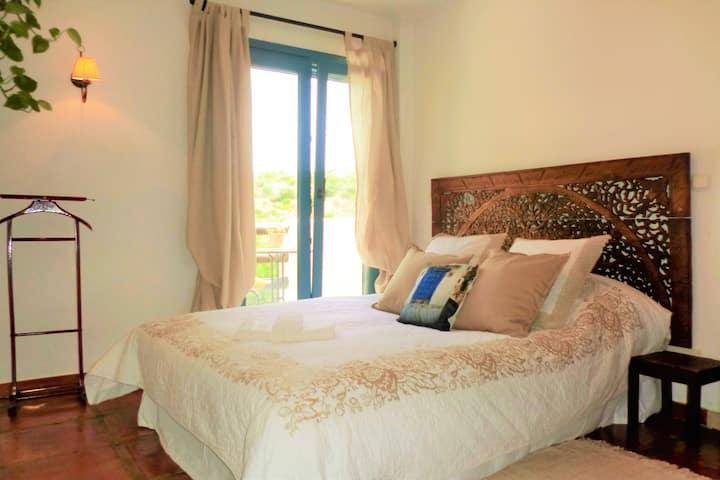 La Linda Room with Mountain View