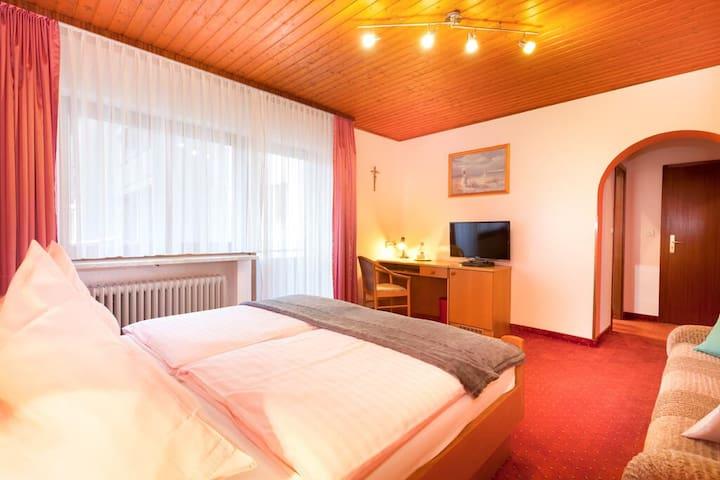 Nichtraucher-Ferienhotel Hohen Bogen (Neukirchen b. Hl. Blut), Doppelzimmer