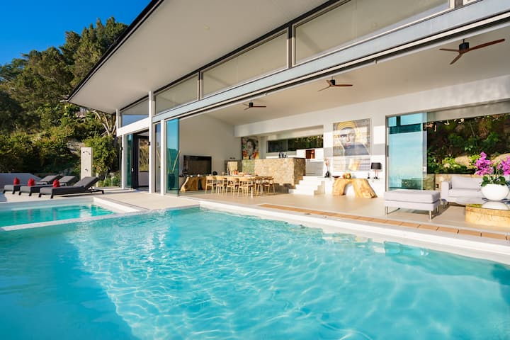 NEW Villa 369 | Seaview Premium Location | Chaweng