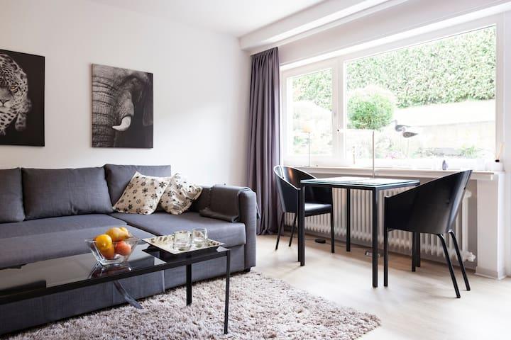 Modernes Einlieger Appartement AC Laurensberg-Chio