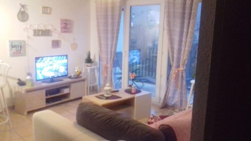 Logement lumineux et confortable bien situé - Scionzier - Leilighet