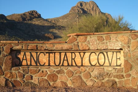 Sanctuary Cove Guest Cottage - Tucson - Haus
