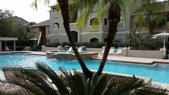 Resort Style Clearwater Beach Condo
