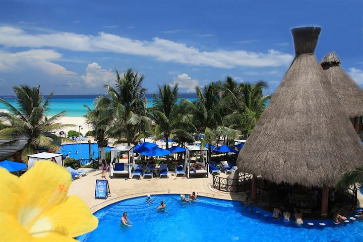 4 min from the beach, Playa del Carmen, Playacar - Playa del Carmen - Daire