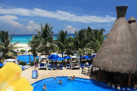 4 min from the beach, Playa del Carmen, Playacar - 卡门 - 公寓