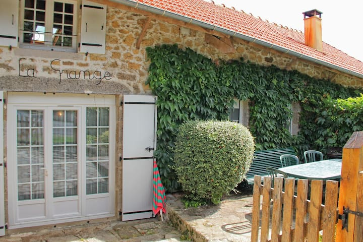 Les gîtes de la villa des tilleuls  : LA GRANGE