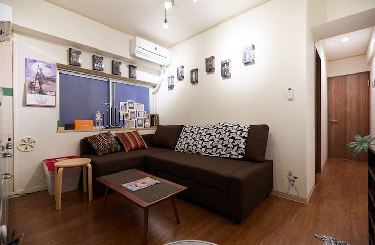 Max8persons★Big apartment for SWfun