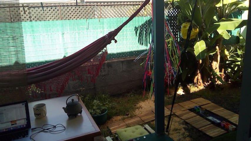 Maison zen à Mahina - Māhina - Departamento