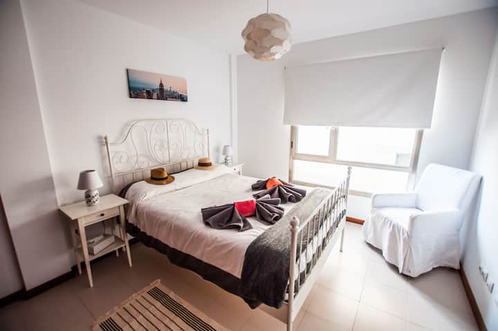 Casa Maria -1 bedroom apartment with roof terrace
