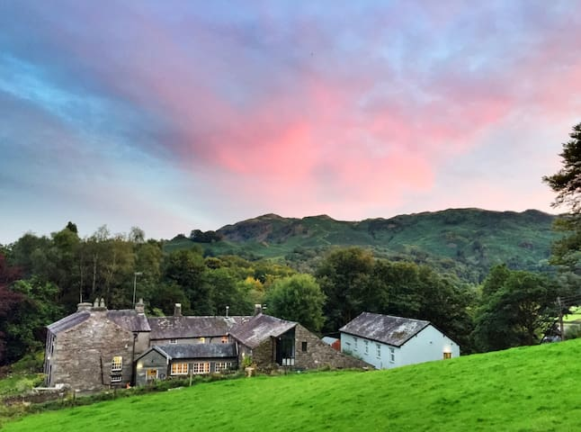 Thorney How, Double en-suite B&B - Grasmere - Bed & Breakfast