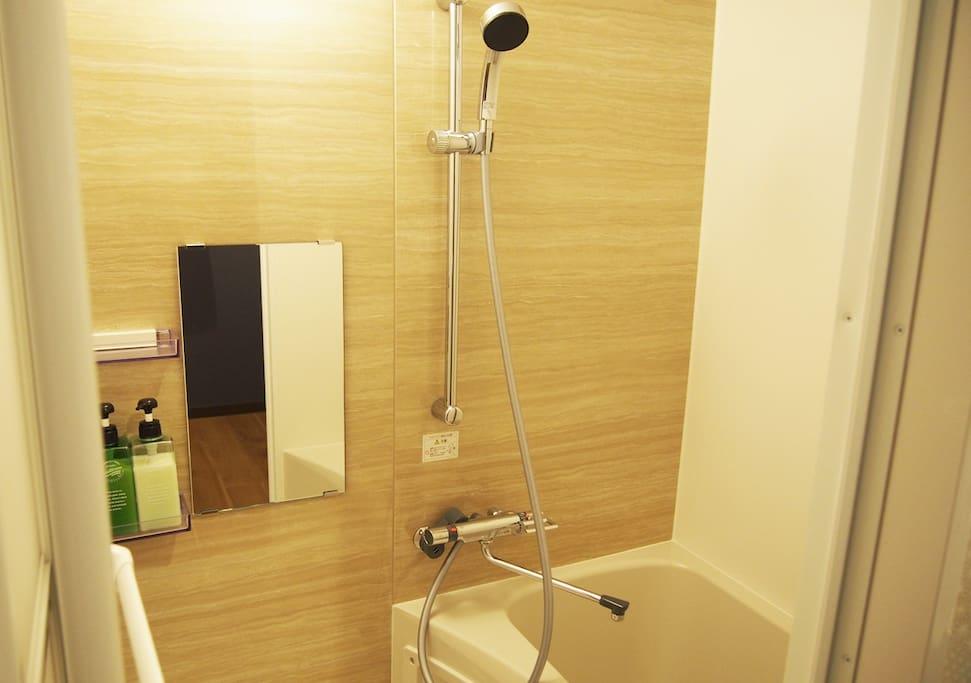 専用バス /Bath room