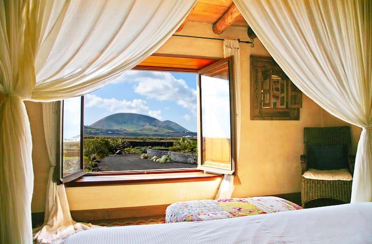 View of Volcano Guatisea