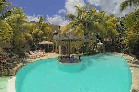 Paradis de la Tourelle - Flic en Flac - Villa