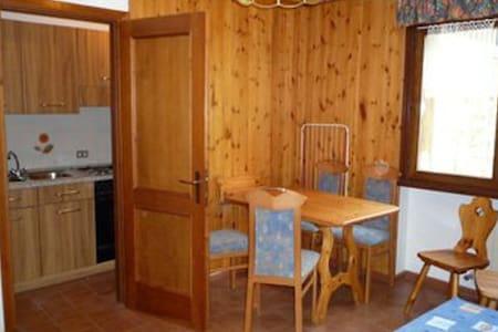 Bilocale Galassi- tipico appartamento - Cercenà