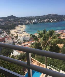 Casa con maravillosas vistas al mar - Santa Ponça
