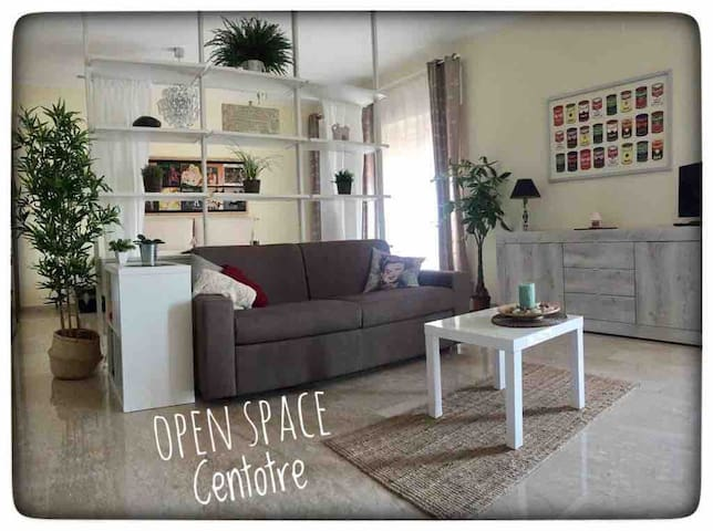 Open space Centotre