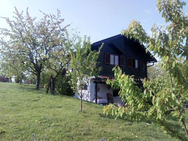 Cozy guesthouse Totalno Dobro - Novi Dvori Klanječki - House
