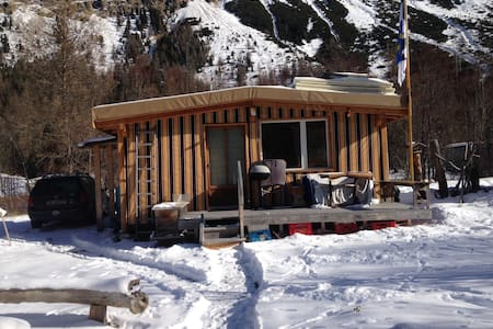 Forest Camper to rent for the World Championship - Pontresina
