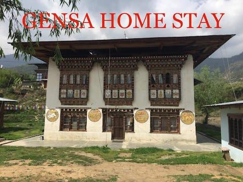 Gensa Homestay