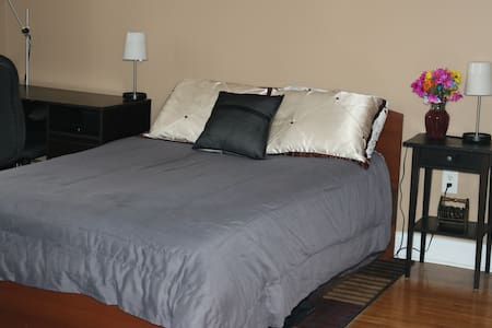 Private Bedroom/Bathroom in Hoboken - Close to NYC
