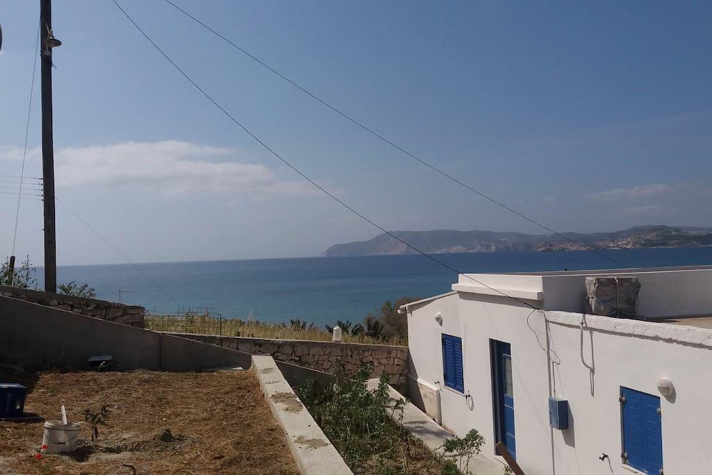 Με θέα θάλασσα ..